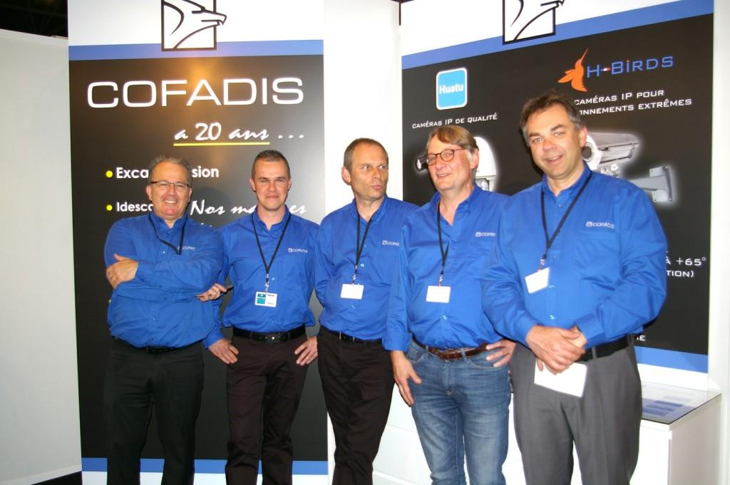 La team Cofadis